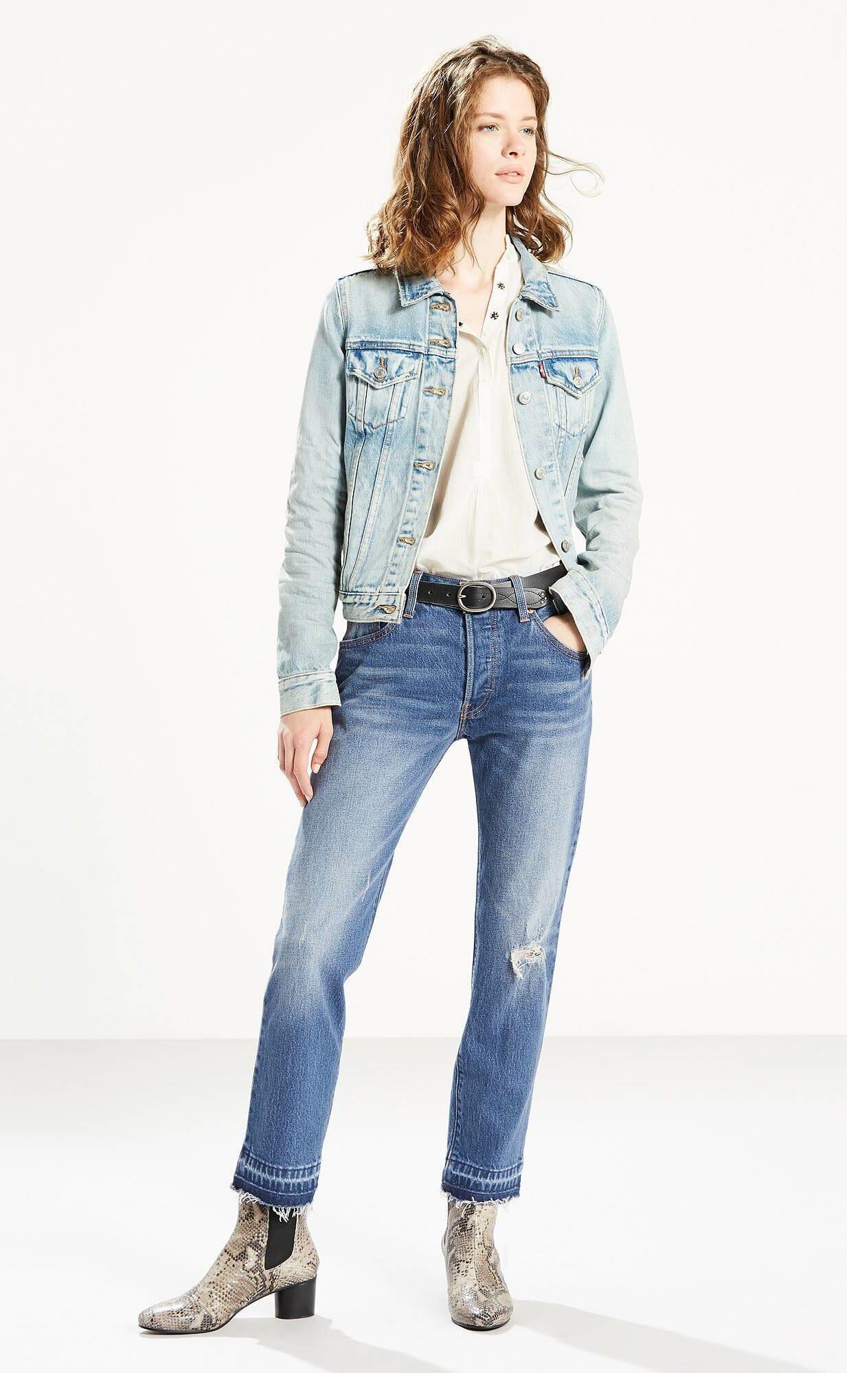 Blue Jeans Boot Cut